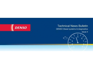 The latest issue of DENSO Europe B.V.'s Newsletter №4  for our Aftermarket customers